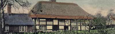 The Old Thatch, Sedlescombe